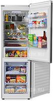 Двухкамерный холодильник Candy