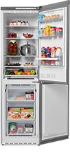 Двухкамерный холодильник Bosch KGN 39 NL 13 R
