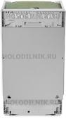Полновстраиваемая посудомоечная машина Bosch SPV 58 M 50 RU