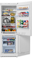 Двухкамерный холодильник Bosch Двухкамерный холодильник Bosch KGN 36 VW 14 R