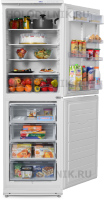 Двухкамерный холодильник ХМ 6023-031 со скидкой