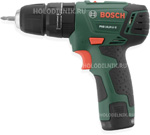 Дрель-шуруповерт Bosch Дрель-шуруповерт Bosch PSB 10.8 LI-2 (0.603.983.921)
