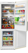 Двухкамерный холодильник Bosch KGV 36 XK 2 OR