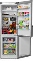 Двухкамерный холодильник Bosch KGV 36 XL 2 OR