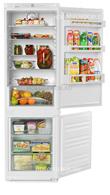 Встраиваемый двухкамерный холодильник Liebherr