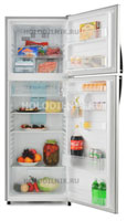Двухкамерный холодильник Sharp