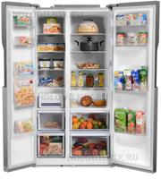 Холодильник Side by Side Samsung Холодильник Side by Side Samsung RS 552 NRUASL