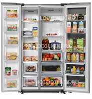 Холодильник Side by Side Samsung RH 60 H 90203 L Food Showcase