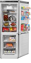 Двухкамерный холодильник ATLANT
