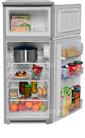 Двухкамерный холодильник Саратов Двухкамерный холодильник Саратов 264 (КШД-150/30) серый