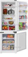 Встраиваемый двухкамерный холодильник Zigmund amp Shtain