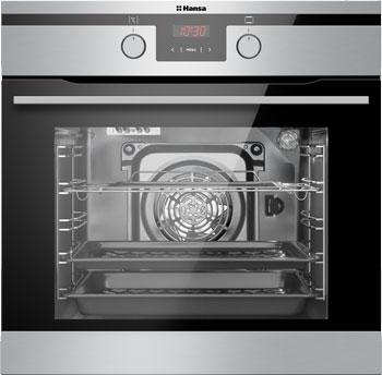 лучшая цена Встраиваемый электрический духовой шкаф Hansa BOEI 64190055