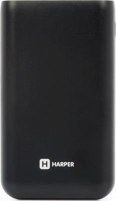 Внешний аккумулятор Harper PB-10010 BLACK аккумулятор aukey 20000mah pb n36 black