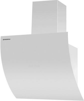 лучшая цена Вытяжка MAUNFELD SKY STAR PUSH 90 белое стекло