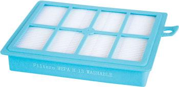 Фильтр Filtero FTH 01 WASH ELX filtero fth 01 w elx hepa фильтр моющийся для пылесосов electrolux philips