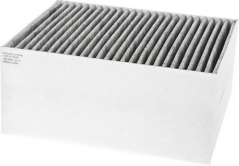 Угольный фильтр Bosch CleanAir 11017314 комплект bosch cleanair для работы вытяжки в режиме циркуляции воздуха