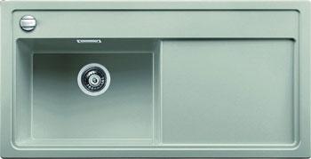цена Кухонная мойка Blanco ZENAR 45 S (чаша слева) жемчужный с кл.-авт. InFino онлайн в 2017 году