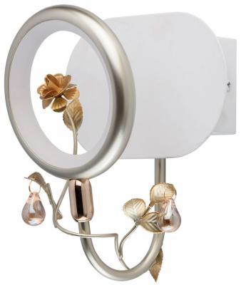 где купить Бра настенное MW-light Ивонна 459021601 60*0 1W LED 220 V дешево