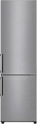 Двухкамерный холодильник LG GA-B 509 BMJZ серебристый цена и фото