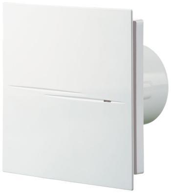 Вытяжной вентилятор Vents 100 Quiet-Style TH белый вытяжной вентилятор vents 100 quiet слоновая кость