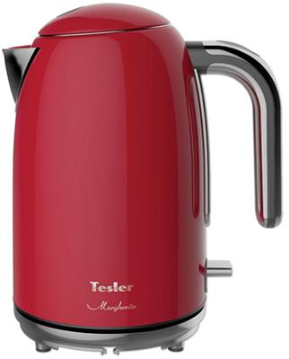 Фото - Чайник электрический TESLER KT-1755 RED чайник tesler kt 1755 red