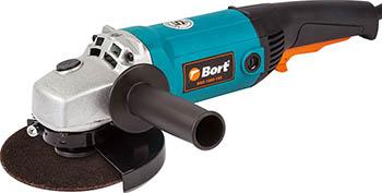 Угловая шлифовальная машина (болгарка) Bort BWS-1500-150 углошлифовальная машина metabo we 1500 150 rt 150 мм 1500 вт