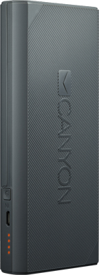 Портативный аккумулятор Canyon CNE-CPBF 130 DG Серый