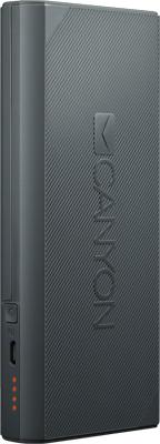 Фото - Портативный аккумулятор Canyon CNE-CPBF 130 DG Серый аккумулятор
