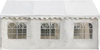Тент-шатер Афина AFM-1026 W White (4х6 м) садовый шатер afm 1013a