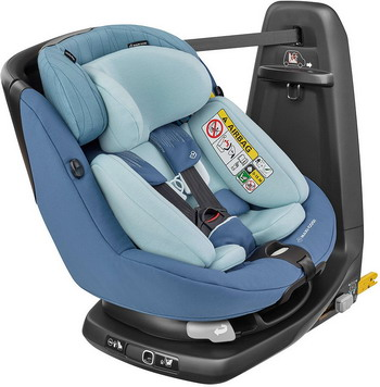 Автокресло Maxi-Cosi Axiss Fix Plus Frequency Blue (45 см-105 см) 8025412110 автокресло maxi cosi maxi cosi автокресло axiss fix river blue