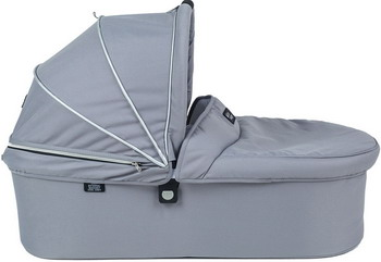 Люлька Valco baby External Bassinet для Snap & Snap4 Cool Grey 9966 фото
