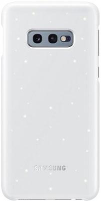 Чехол (клип-кейс) Samsung S 10 e (G 970) LED-Cover white EF-KG 970 CWEGRU mooncase view window leather side flip pouch stand shell back чехолдля samsung galaxy s duos s7562 white