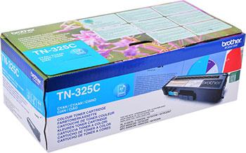 Тонер-картридж Brother TN 325 C голубой тонер картридж tn 511