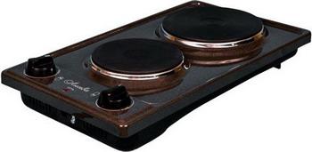Настольная плита Лысьва ЭПБ 22 рябчик коричневый плита лысьва эпб 22 рябчик кремовый