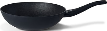 Вок (WOK) TVS Virtus 28 см сковорода вок tvs virtus 28 см