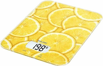 Фото - Кухонные весы Beurer KS 19 lemon кухонные весы beurer ks 59