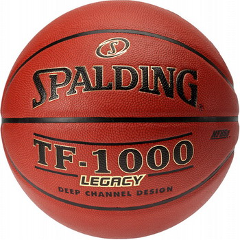 Мяч Spalding TF 1000 Legacy 74-450 nba track soft indoor outdoor basketball from spalding