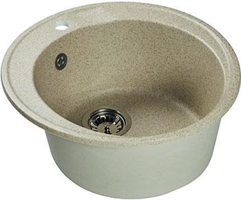 Кухонная мойка Lex Vico 490 Sand мойка lex orta 620 rule000026