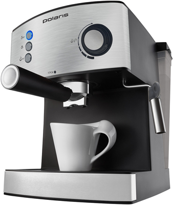 Кофеварка Polaris PCM 1537AE Adore Crema эспрессо фото