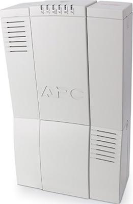 Источник бесперебойного питания APC Back-UPS BH500INET 300Вт 500ВА белый источник бесперебойного питания qtech qpst 500ва