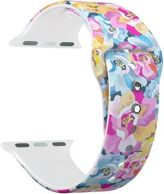 Ремешок для часов Lyambda для Apple Watch 42/44 mm ALYA DS-APF06-44-7 cuando estabamos vivos