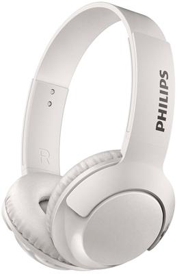 Фото - Беспроводные наушники Philips SHB3075WT/00 белая jeremyville белая футболка из хлопка с принтом