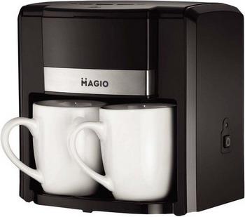 Кофеварка MAGIO MG-450 черный
