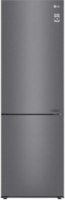 Двухкамерный холодильник LG GA-B 459 CLCL Графитовый двухкамерный холодильник lg ga b 459 sqcl белый