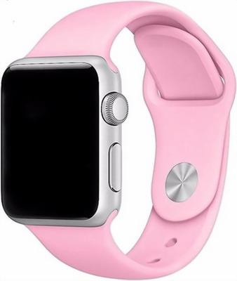 Ремешок для часов Eva для Apple Watch 42mm Розовый (AWA001P) цена и фото