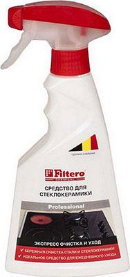 Средство для стеклокерамики экспресс-очистка и уход Filtero арт. 211