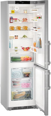 Двухкамерный холодильник Liebherr CNef 4845-20 цена 2017