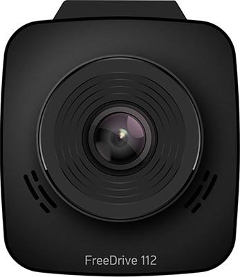 Автомобильный видеорегистратор Digma FreeDrive 112 черный