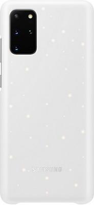 Чехол (клип-кейс) Samsung S20plus (G985) LED-Cover white EF-KG985CWEGRU фото
