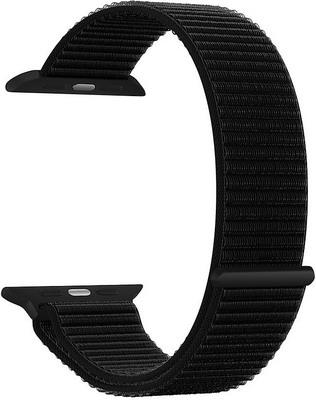 Ремешок для часов Lyambda Apple Watch 38/40 mm VEGA DS-GN-02-40-9 Black
